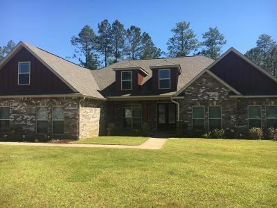 Hattiesburg MS Single Family Home For Sale: $375,000