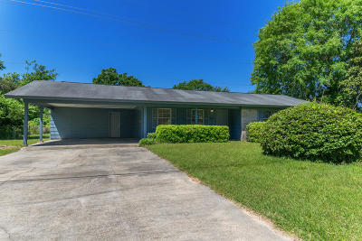 Hattiesburg MS Single Family Home For Sale: $89,900