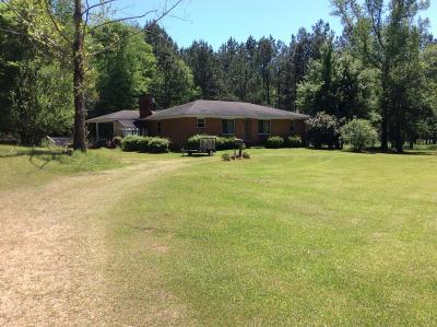 Jefferson Davis County Single Family Home For Sale: 98 Wilson Polk Rd.