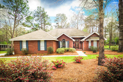 Hattiesburg MS Single Family Home For Sale: $236,500