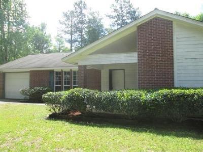 Hattiesburg Single Family Home For Sale: 125 Anita Dr.