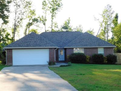 Petal Single Family Home For Sale: 64 Trystan Dr.