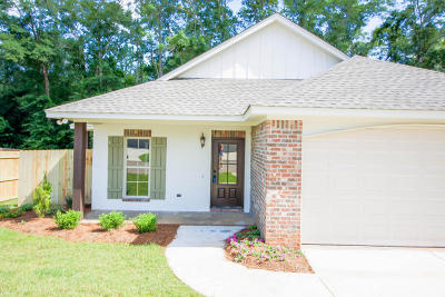Sumrall Single Family Home For Sale: 23 Sienna Ln.