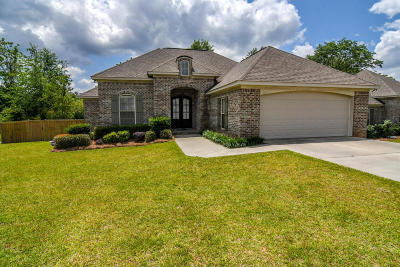 Clear Creek Single Family Home For Sale: 21 Summerbrook