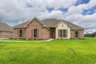 Petal Single Family Home For Sale: 91 Sunline Dr.