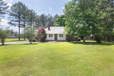 Petal, Purvis Single Family Home For Sale: 46 Bellepointe Circle