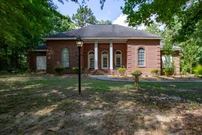Petal Single Family Home For Sale: 307 Longleaf Dr.