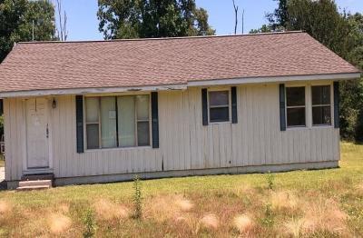 Hattiesburg Single Family Home For Sale: 180 Eddie Smith Rd.