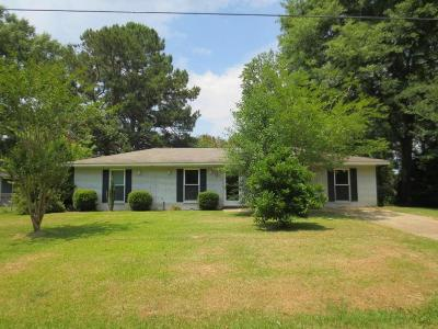 Petal MS Single Family Home For Sale: $94,000
