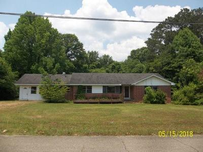 Petal MS Single Family Home For Sale: $57,200