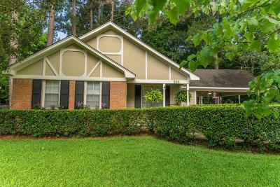 Hattiesburg Single Family Home For Sale: 223 Sam Rayburn Dr.