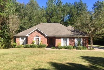 Petal, Purvis Single Family Home For Sale: 17 Brentwood