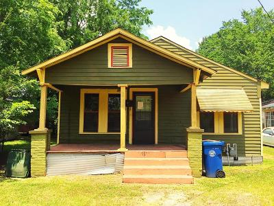 Hattiesburg Single Family Home For Sale: 1100 Deason Ave.