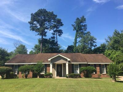Hattiesburg Single Family Home For Sale: 114 Wellington Cir.