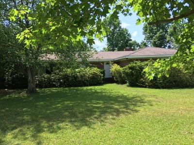 Hattiesburg Single Family Home For Sale: 213 Mini Farm Rd.