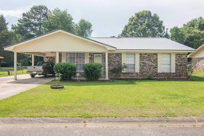 Hattiesburg Single Family Home For Sale: 109 Glenhaven Cir.