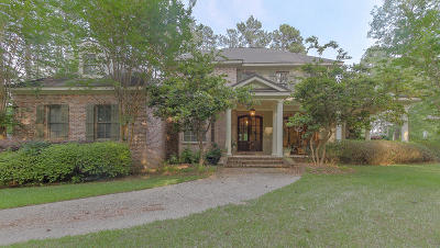 Hattiesburg Single Family Home For Sale: 54 Montclaire