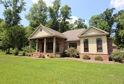 Sumrall Single Family Home For Sale: 361 Seminary Sumrall Rd.