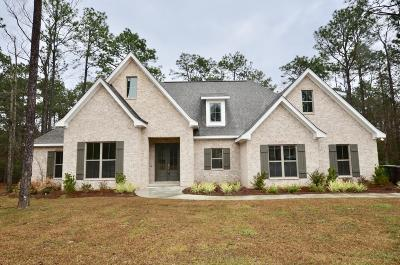 Hattiesburg Single Family Home For Sale: 63 Brookhollow Blvd.