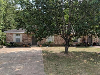 Purvis Multi Family Home For Sale: 80 N Windridge Ln.