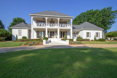 Hattiesburg Single Family Home For Sale: 278 W Canebrake Blvd.