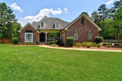 Hattiesburg MS Single Family Home For Sale: $293,500
