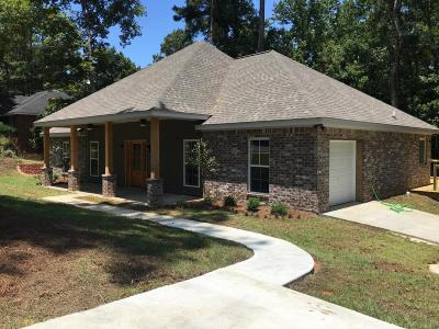 Hattiesburg MS Single Family Home For Sale: $189,900