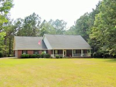 Petal, Purvis Single Family Home For Sale: 281 Boggy Hollow Rd.