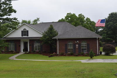 Hattiesburg MS Single Family Home For Sale: $239,900