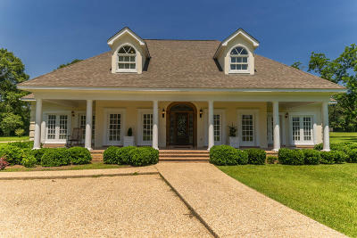 Petal Single Family Home For Sale: 7 Bowman Rd.
