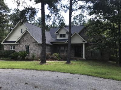Petal Single Family Home For Sale: 16 Foxhorn Ridge