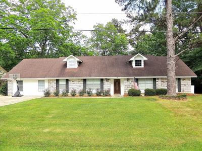 Hattiesburg MS Single Family Home For Sale: $189,000