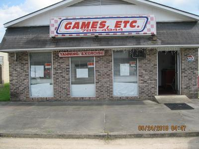 Taylorsville Commercial For Sale: 310 Front St./Hwy28
