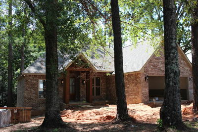 Sumrall Single Family Home For Sale: 105 Rock Hill Rd.