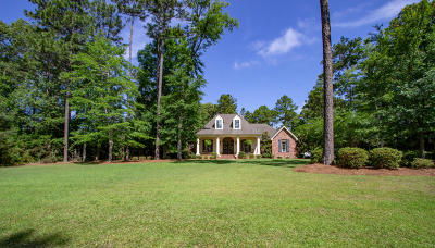 Hattiesburg Single Family Home For Sale: 203 Tallulah