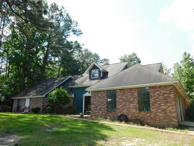 Petal Single Family Home For Sale: 416 Maple Dr.