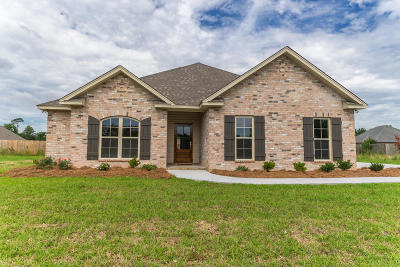 Petal Single Family Home For Sale: 161 Sunline Dr.