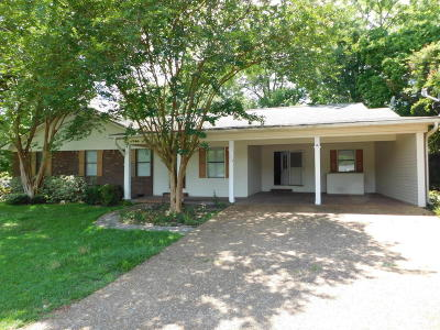Purvis Single Family Home For Sale: 713 1st Ave.