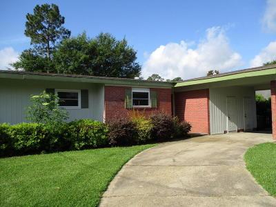 Hattiesburg Single Family Home For Sale: 3010 Prince George