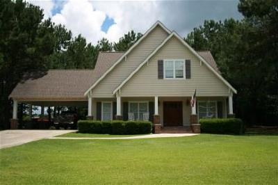 Seminary, Sumrall Single Family Home For Sale: 122 Crossland Rd.