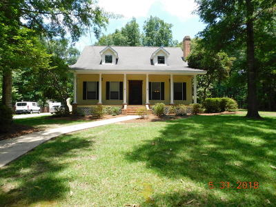 Hattiesburg Single Family Home For Sale: 10 Summer Pl