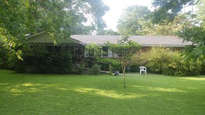 Jefferson Davis County Single Family Home For Sale: 1174 Magnolia Ln.