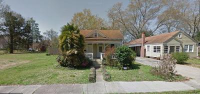 Hattiesburg Single Family Home For Sale: 311 Williams St.