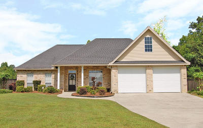 Petal Single Family Home For Sale: 33 Pirates Cove