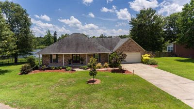 Petal Single Family Home For Sale: 15 Clay Dr.
