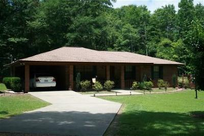 Seminary Single Family Home For Sale: 200 Shirley Sanford Rd.