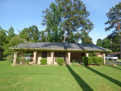 Hattiesburg Single Family Home For Sale: 110 River Oaks St.