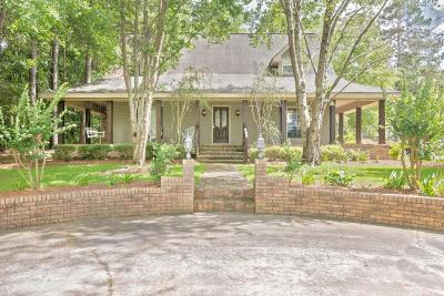 Sumrall Single Family Home For Sale: 3 Center Ave.