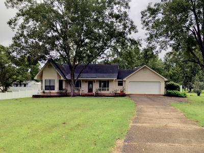Purvis Single Family Home For Sale: 26 Wyatt Cir.