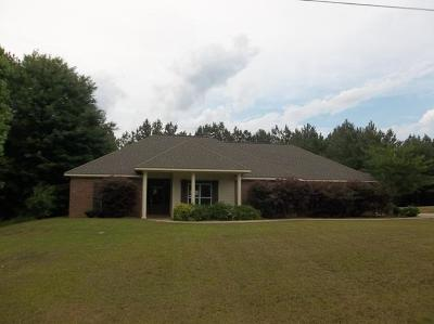 Sumrall Single Family Home For Sale: 15 Pleasant